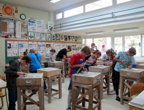 Material+roka=izkušnja 2017: Osnovna šola Pohorskega odreda Slovenska Bistrica