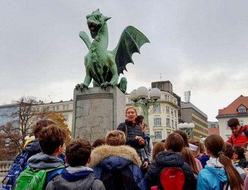 Izobraževalni sprehod »Trije veliki arhitekti v Ljubljani«
