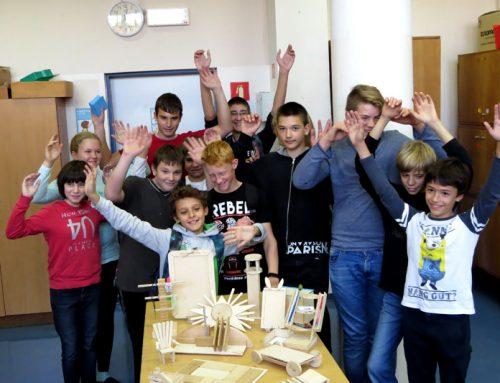 Material+roka=izkušnja 2017: Osnovna šola Ivana Roba Šempeter pri Gorici